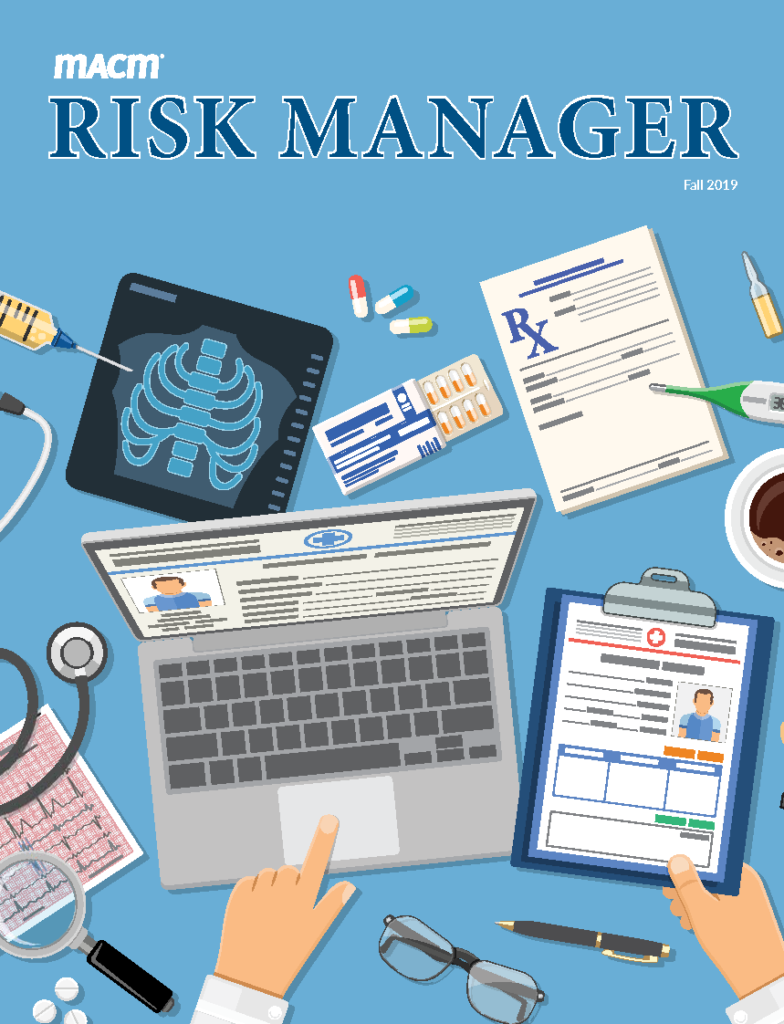 2019 Fall Risk Manager